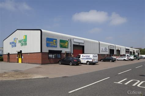 Plumb Centre Send by Property To Let Road Trading Estate Meynell Road