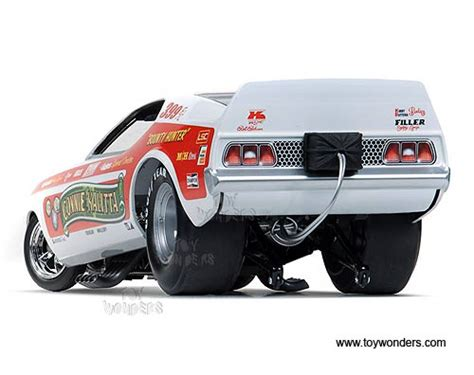 Hd Car Wallpapers For Desktop Imgur Gallery Ru by Bounty 1972 Ford Mustang Nhra Car 1 18 Scale