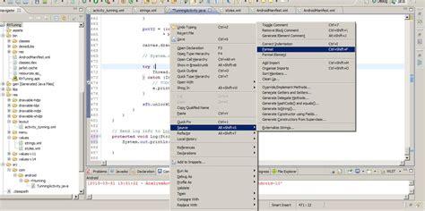 format html in eclipse eclipse format 快捷键无效的解决办法 学步园