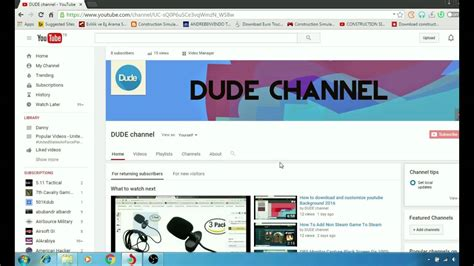 youtube new layout 2016 how to layout your youtube channel videos 2016 youtube