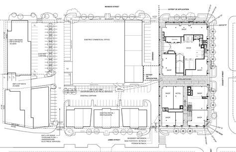 Coastal Plans Big Hotel Plans For Key James Street Site