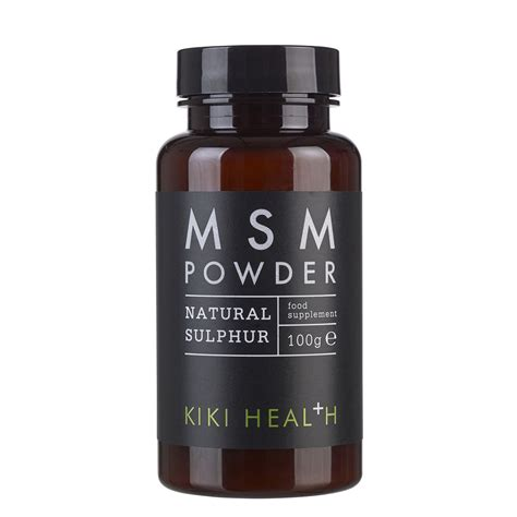 Homeopathic Sulfur For Detox by We Are Msm Powder