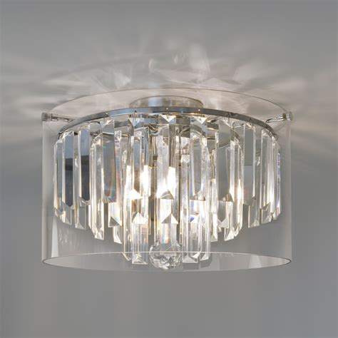crystal lights for bathroom astro asini 7169 bathroom bedroom chandelier light 3 x 33w