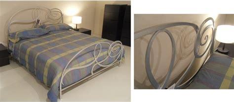 letto capriccio letto capriccio ferro battuto letti a prezzi scontati