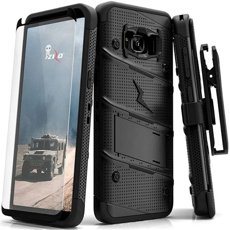 Samsung Galaxy S8 Future Armor Robot Shockproof Holster for samsung galaxy s8 s8 tempered glass kickstand holster armor flagship ebay
