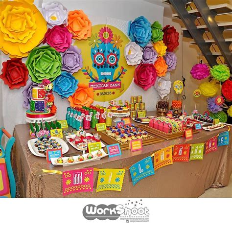171 mexicana decoraci 243 n dulcedivertido pasteler 237 a
