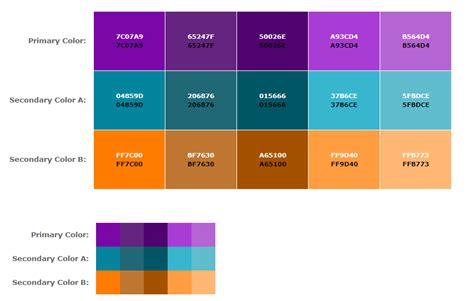 css color palette 28 images css colors more photos