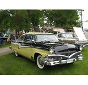 1956 Ford Meteor Rideau Crown Victoria Car Pictures