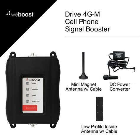 wilson weboost drive   wireless vehicle cell phone