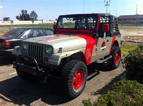 95 Jeep Wrangler Smittybilt Wrangler Cargo Restraint System 521035 92 95