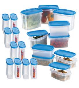 Large Food Storage Containers Airtight - prime houseware airtight containers set of 20 blue by prime online airtight storage