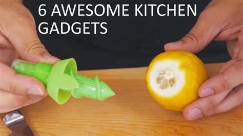awesome kitchen gadgets 6 awesome kitchen gadgets