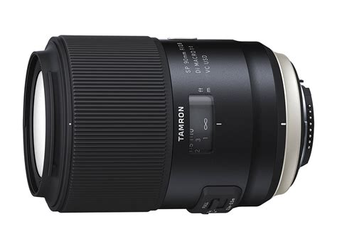 Lensa Macro Tamron Sp Af 90mm F28 Di 11 For Sony A Mount tamron sp 90mm f 2 8 di macro lens for sony a mount announced phowd