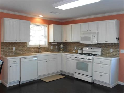 bisque colored kitchen appliances peachy keen wall color against bisque appliances and ivory