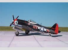 Republic P-47D Thunderbolt, 61FS 56FG (Frog, Parts from ... P 47d Thunderbolt