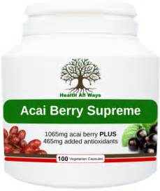 acai berry supreme acai berry supreme