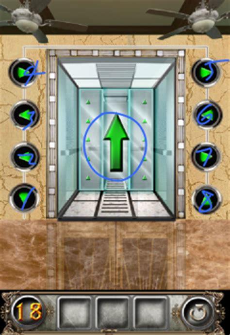 100 Doors 18 Floor by 18 Doors 100 Doors Puzzle Box Level 18 Sc 1 St