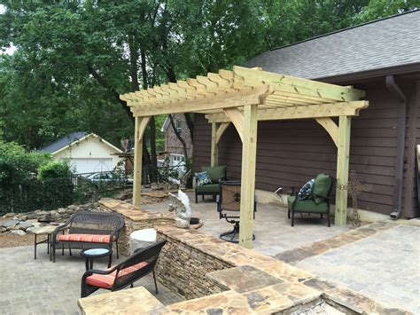 Stone patio in Huntsville, Alabama   Durable Designs