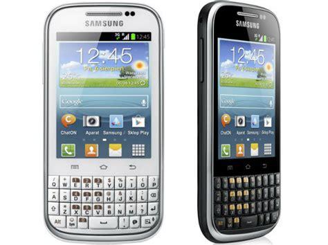 Harga Samsung Qwerty Android daftar smartphone android dengan keyboard qwerty