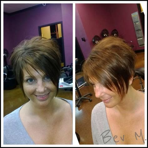 inverted triangle pixie cut best 25 short inverted bob ideas on pinterest graduated
