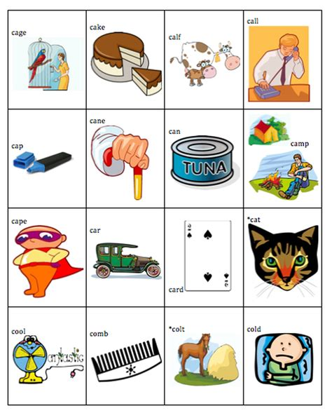 initial k help with speech and language