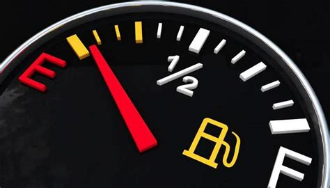 How Many After Gas Light Comes On by Did You How Much Fuel Is Remaining When The Reserve