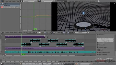 tutorial video blender tutorial blender video sequence editor vse