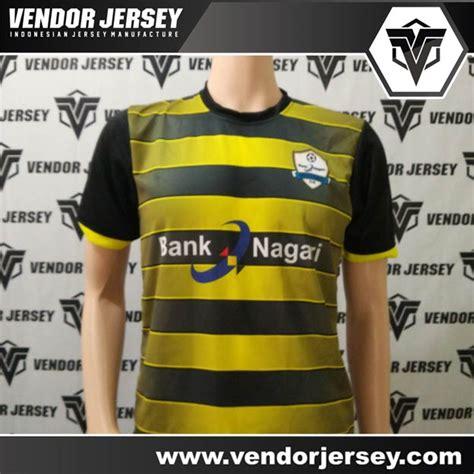 Kaos Polos Warna Hitam Dan Kuning by Pembuatan Kaos Futsal Bank Dari Mentawai Warna Kuning