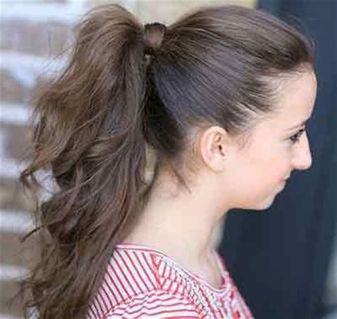 mature pony tail hairstyles 7 best images about ponytails hair style on pinterest