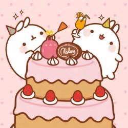 Anime Cake Decorations All Apps For Molang Found On General Play Total Files 91