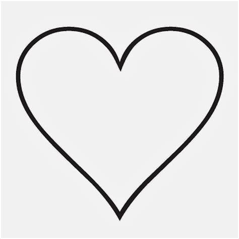 imagenes de corazones sencillos maestra de primaria dibujos para colorear de corazones
