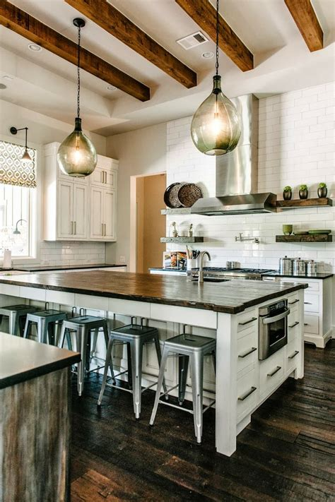 industrial style kitchen islands rustic plank inspiration kitchen studio of naples inc