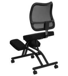 Ergoneel mobile ergonomic kneeling chair onlineofficestogo com