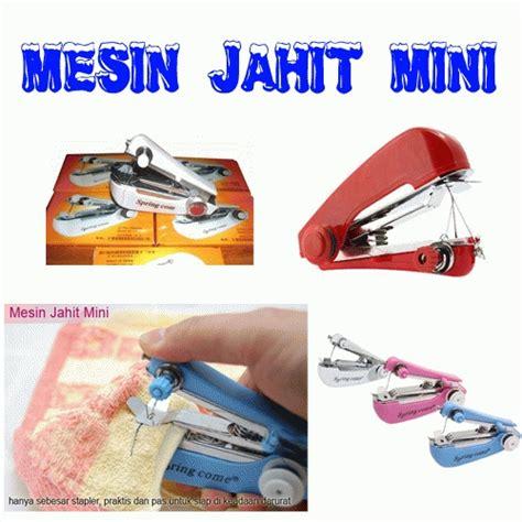 Mesin Jahit Engkol Tangan mesin jahit tangan mini stapless 236 produk albc