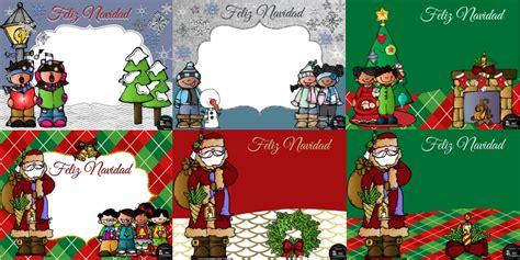 selfis de navidad lindas tarjetas navide 241 as para editar y regalar material