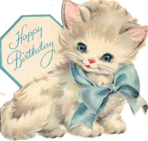 kitten cards 1000 ideas about happy birthday cats on happy