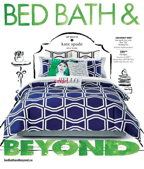 bed bath bed bath and beyond july circular
