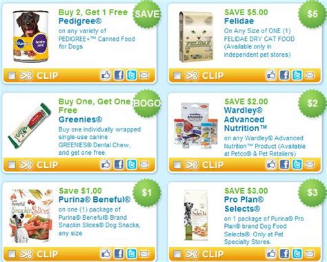 printable food coupons in south africa printable pet coupons