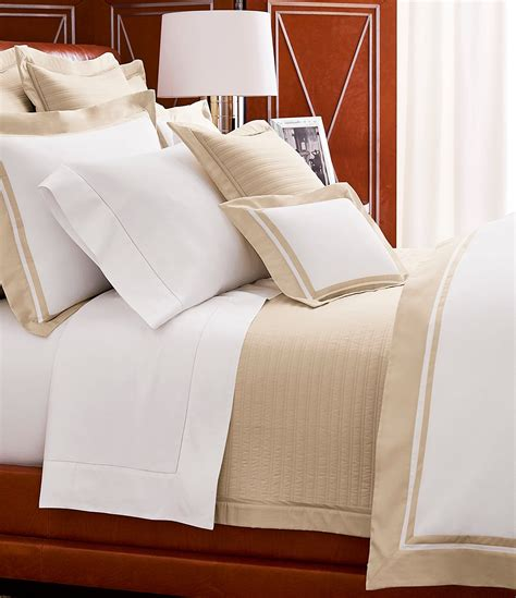 ralph lauren coverlets ralph lauren reed quilted sateen coverlet dillards