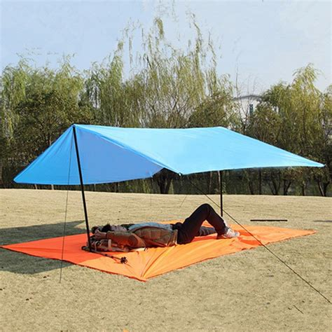 Tarp And Awning by Ultralight 300cm Sun Shelter Portable Cing Mat