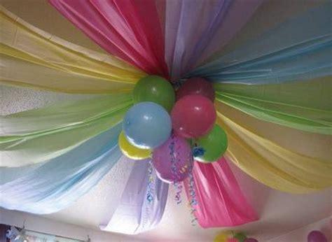 decorar con globos y telas decoraci 243 n con telas ideas originales para la mejor