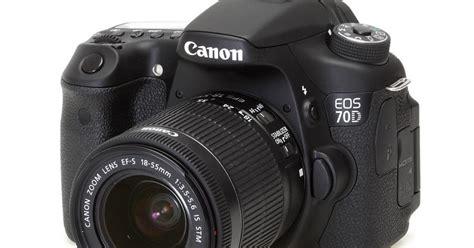 Kamera Canon Eos 70d Terbaru kumpulan harga dan spesifikasi kamera dslr canon eos