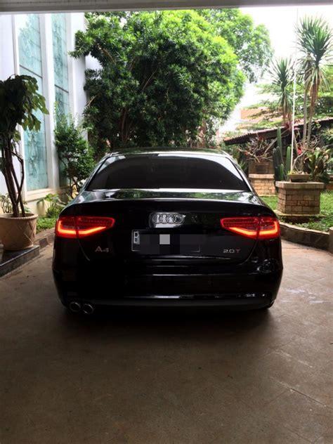 Audi B8 Facelift by Audi A4 2012 Turbo Facelift B8 5 Mobilbekas
