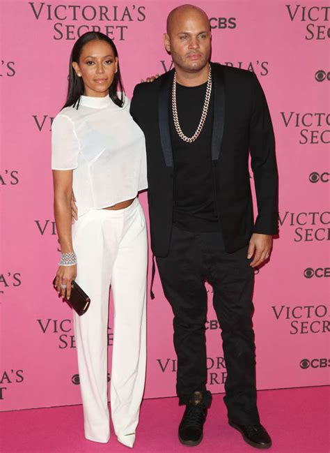 Mel B Names After Eddie by Mel B S Husband Stephen Belafonte Pleads With X Factor
