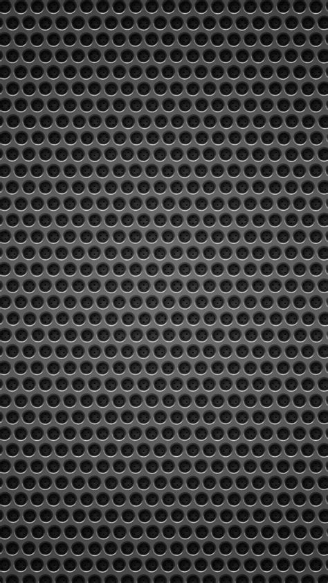 hole pattern en francais black background metal hole iphone 5 wallpaper