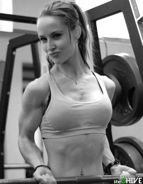 Fotos de mujeres extremadamente fuertes