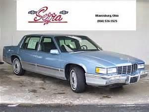 1993 Cadillac Touring Sedan 1993 Cadillac Exterior Pictures Cargurus