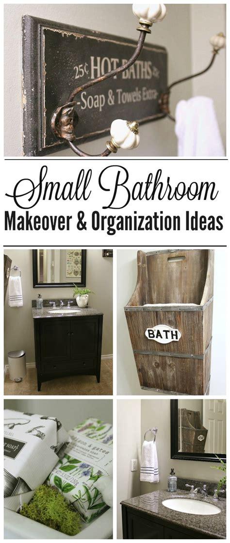 bathroom organization ideas for small bathrooms small bathroom makeover and organization ideas clean and