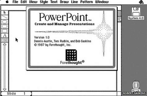 History Of Powerpoint The Amazing Facts You Did Not Powerpoint Presentation