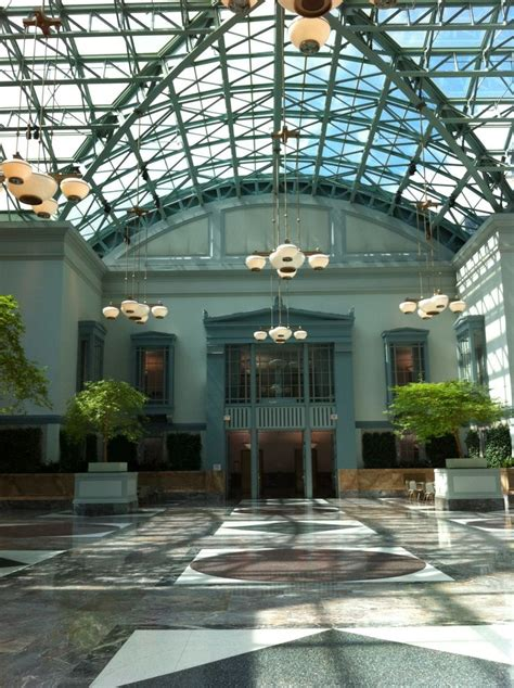 Winter Garden Library by Harold Washington Library Winter Garden All Things